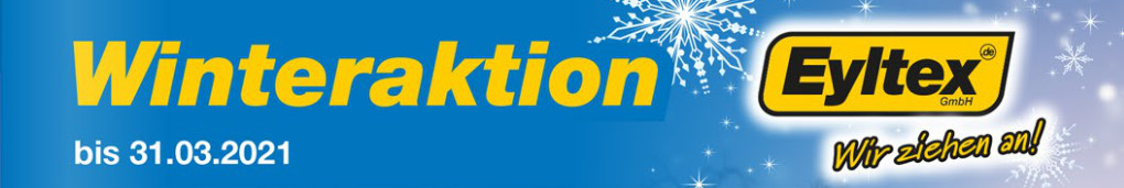 Eyltex Winteraktion